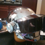How to Build a Daft Punk Helmet