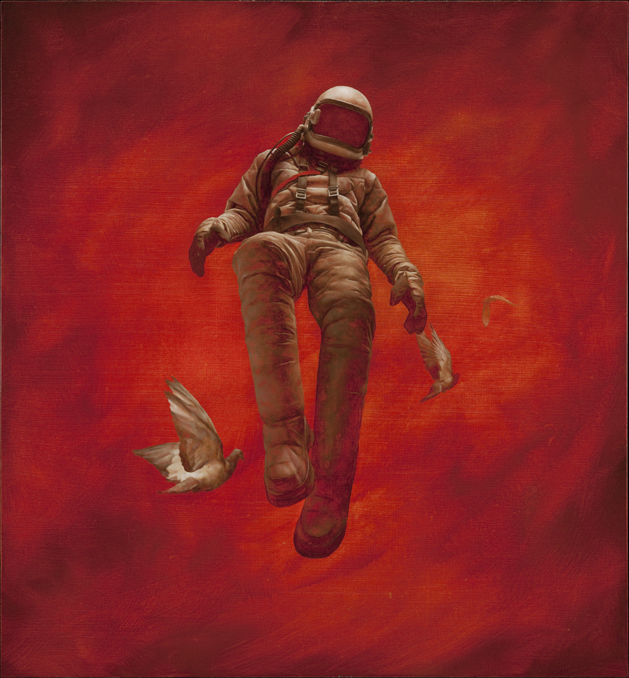 The Red Cosmonaut