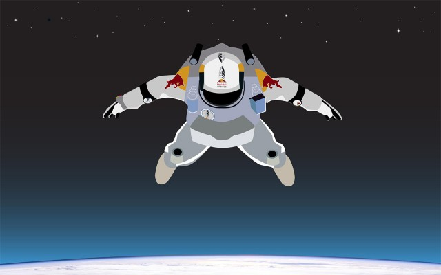 Skydive From Space