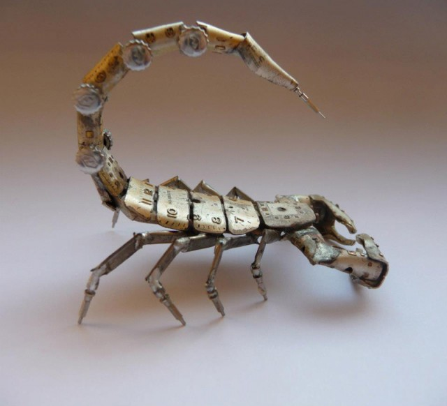 Mechanical Insects- Justin Gershenson-Gates