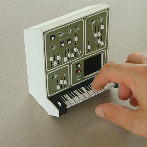 Miniature Synthesizers