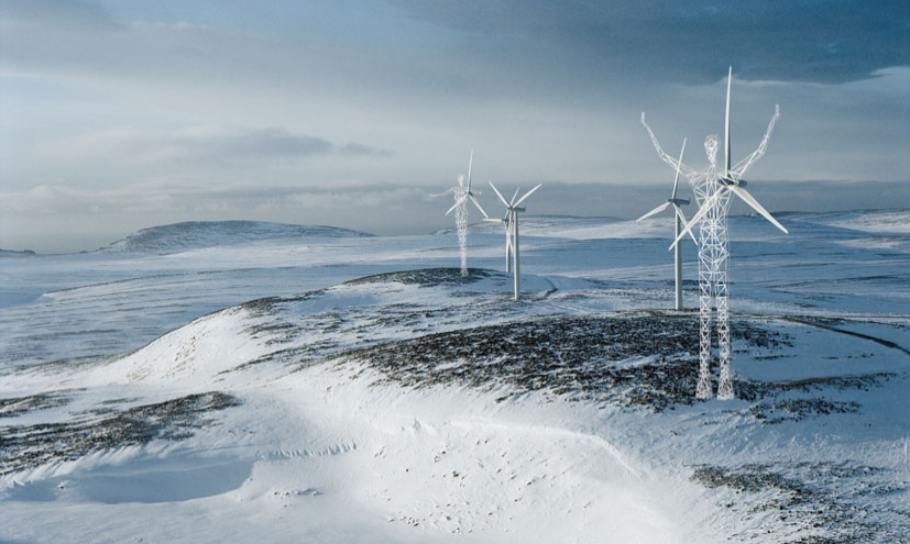 TheLandofGiantspng Interesting Tower Concepts - Architects turn icelands electricity pylons into giant human statues