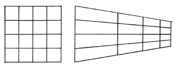 anamorphic illusions diagram