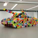 Balloon Tank from Hans Hemmert