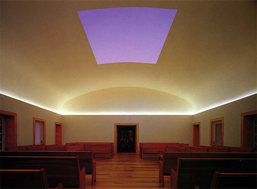 Light Amp Space The Best Of James Turrell Robotspacebrain