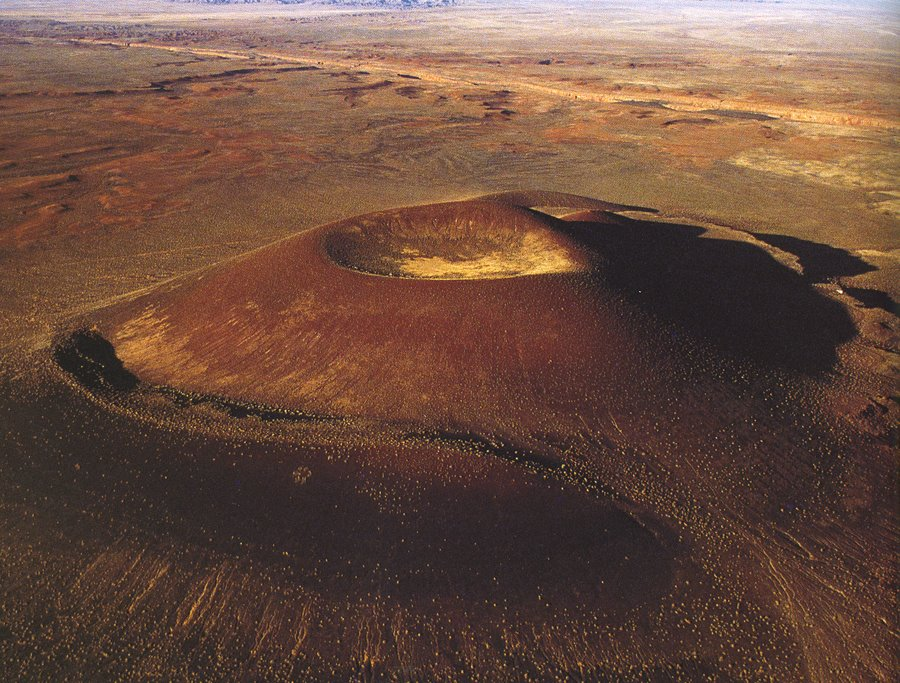 Roden Crater 1 - James Turrell