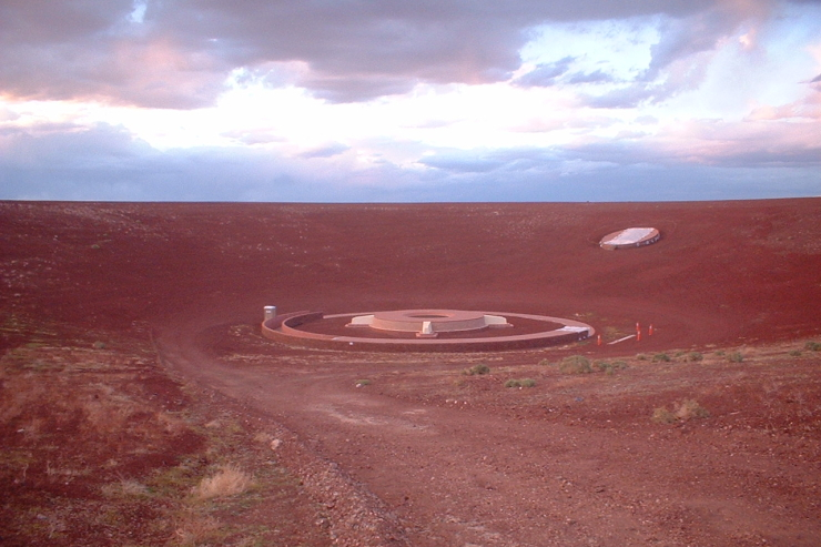 Roden Crater 2 - James Turrell