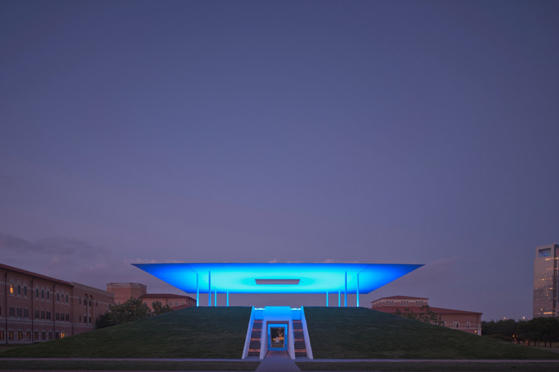 Skyspace by James Turrell