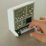Miniature Synthesizers from Dan McPharlin