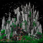 Contact 1 – 200,000 Brick Lego Masterpiece
