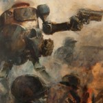 World War Robot by Ashley Wood