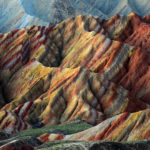 Red Sandstone of China Danxia