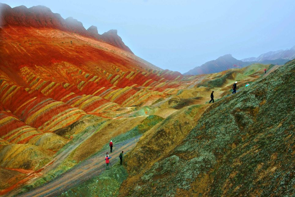 Danxia Landform Recognized As World Natural Heritage