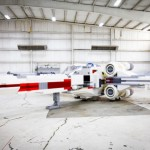 5.3-Million Brick LEGO X-Wing