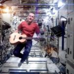 """Space Oddity"" from the International Space Station"