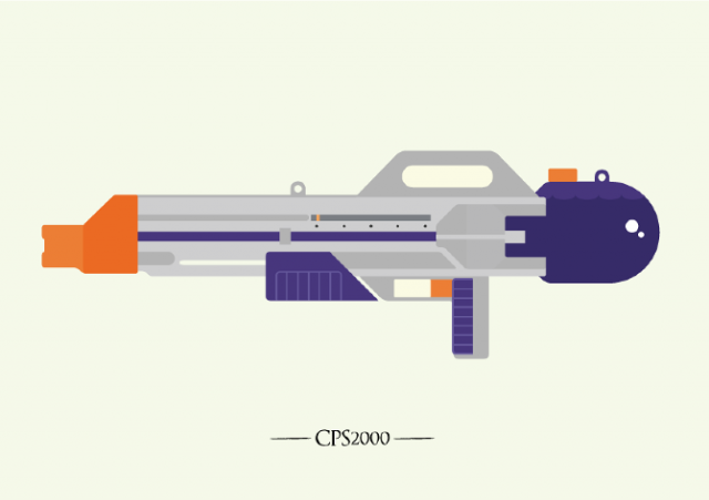 Super Soaker Illustrations