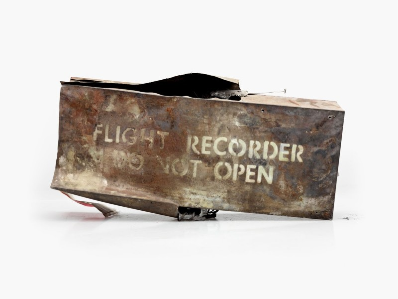 Jeffrey Milstein - Flight Recorder 3