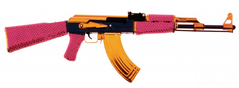 Ladies Weapons - Tina