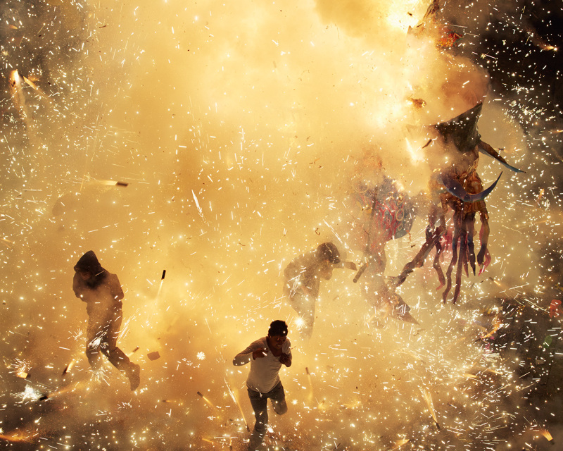 Mexico's National Pyrotechnics Festival 2