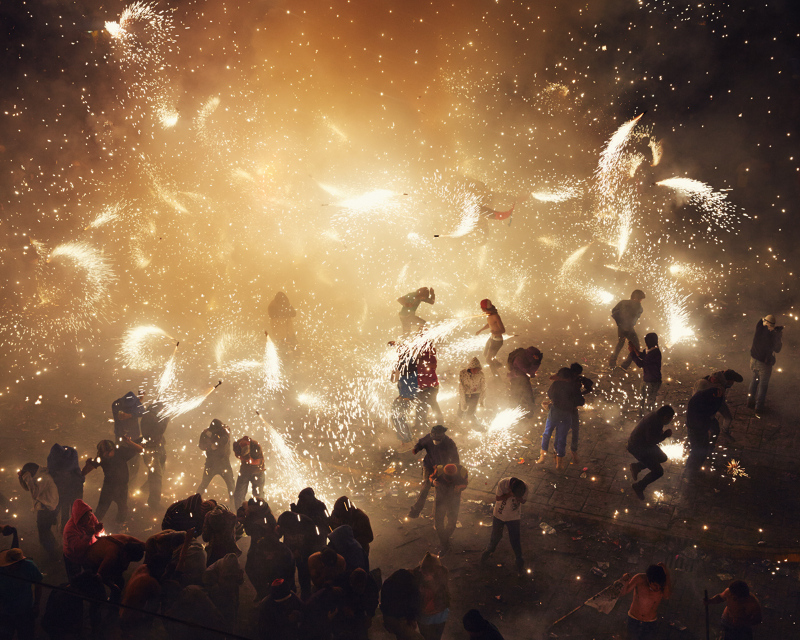 Mexico's National Pyrotechnics Festival 3