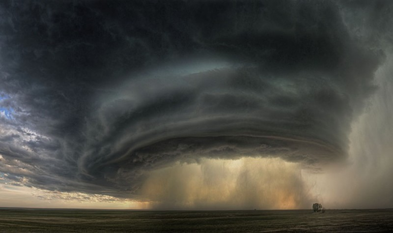 Supercell  Panormas - Montana