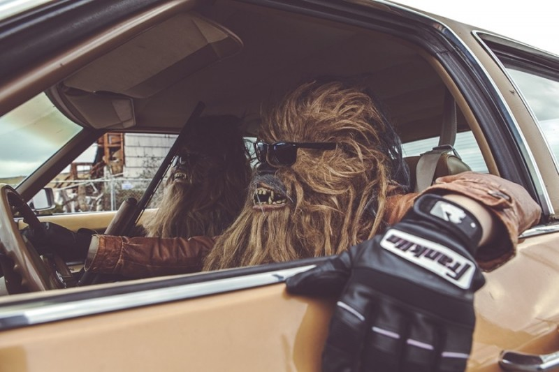 Wookies Come to Life