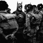 Superheroes at War