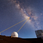 The Mauna Kea Heavens Timelapse – Lasers