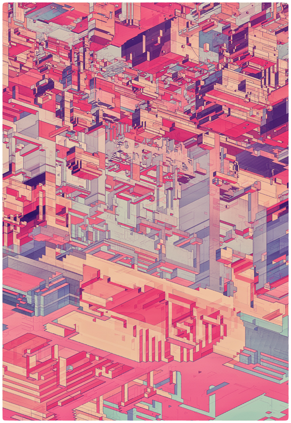 Pixel Cities
