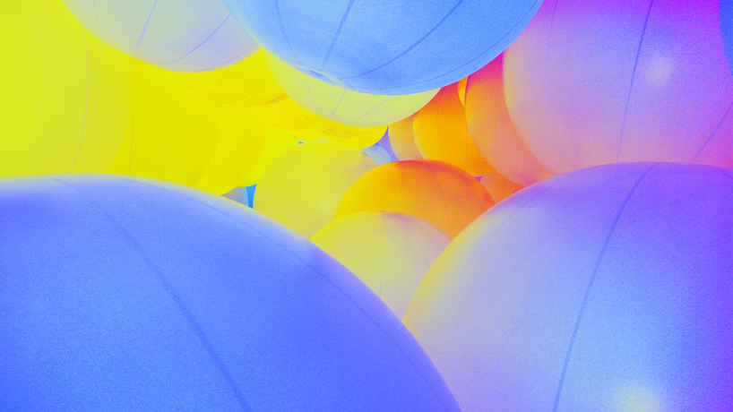 Colored Spheres Respond to Human Touch 4