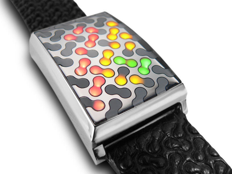 Tokyoflash Infection LED Watch