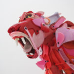 Recycled Animal Sculptures by Gilles Cenazandotti