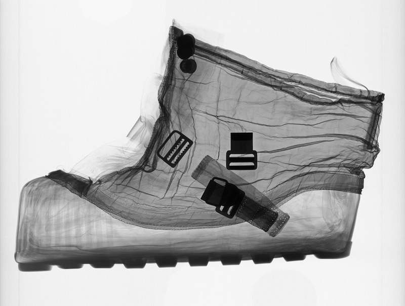 X-Ray Apollo lunar overshoe