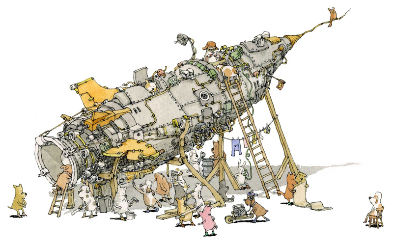 Space Craft Adolfsson 4