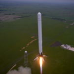 Falcon 9 Reusable Rocket – First Test Flight