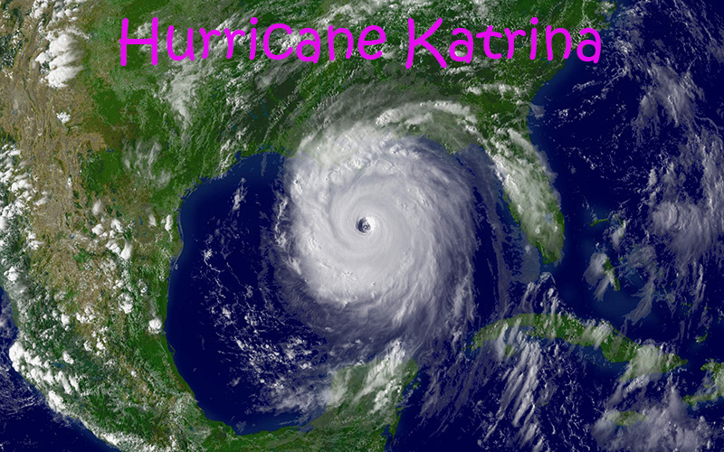 Hurrican Katrina Gender Stereotypes
