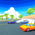 Drift Stage – 90's Arcade Style Racing Game