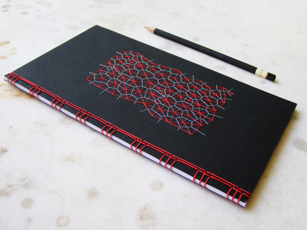 Hand Embroidered Notebooks 6
