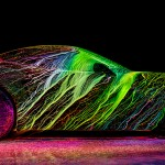 UV Paint, a Wind Tunnel, and a Ferrari