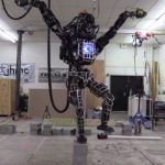 Karate Kid Robot by Boston Dynamics