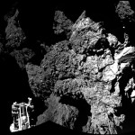 Philae Spacecraft Lands on a Comet
