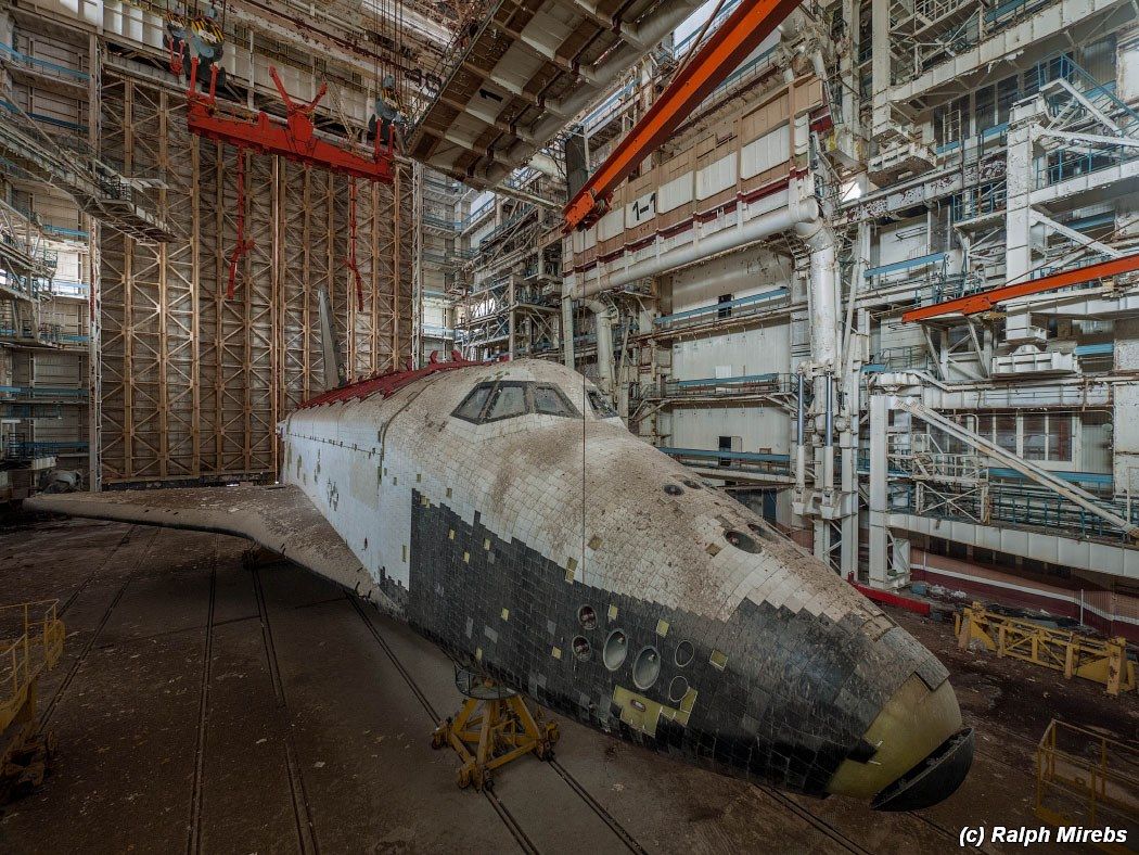 Decaying Soviet Space Program 1