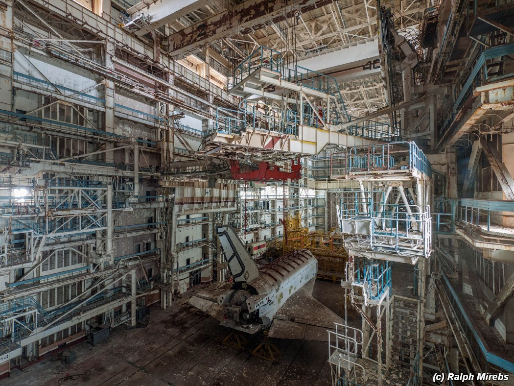 Decaying Soviet Space Program 3