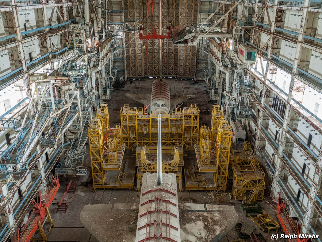 Decaying Soviet Space Program 8