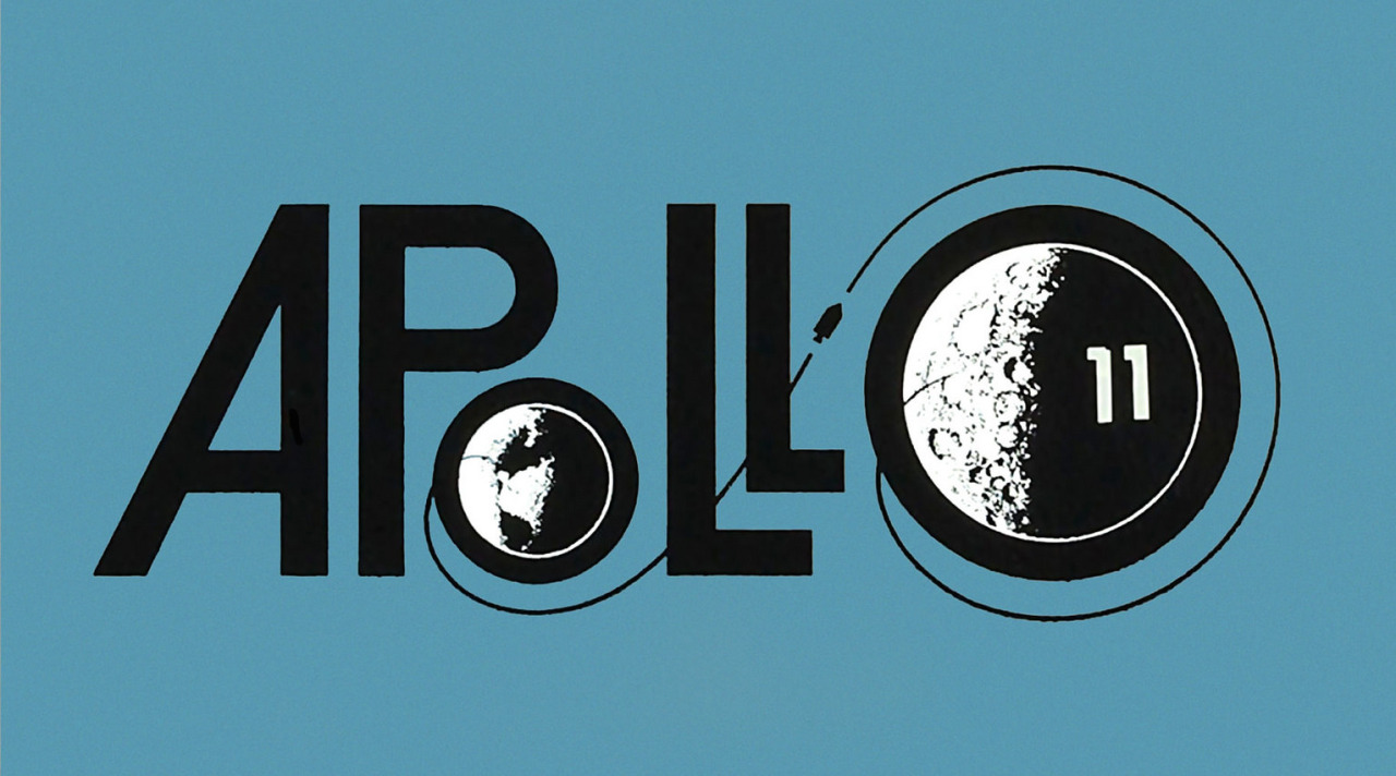 Apollo 11 Logo 1969