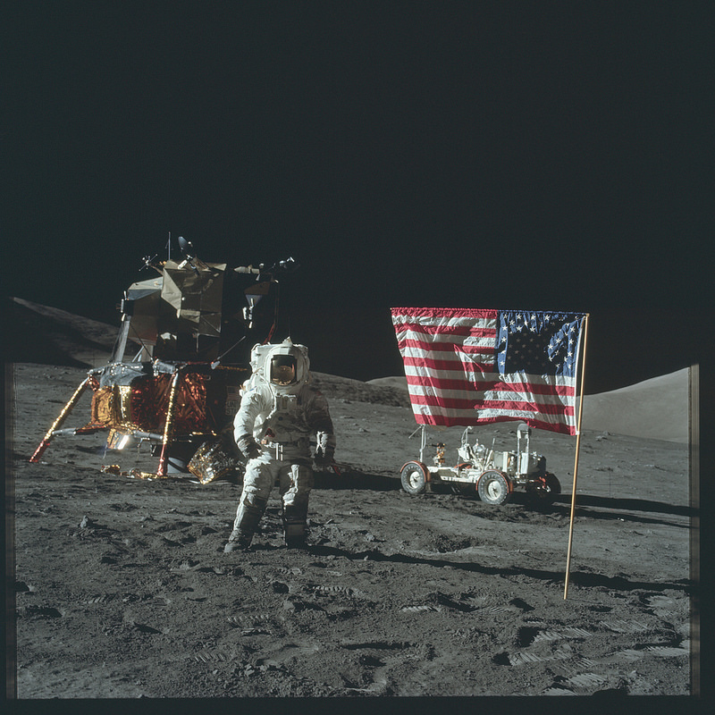 Project Apollo Archive - Apollo 17 - 2