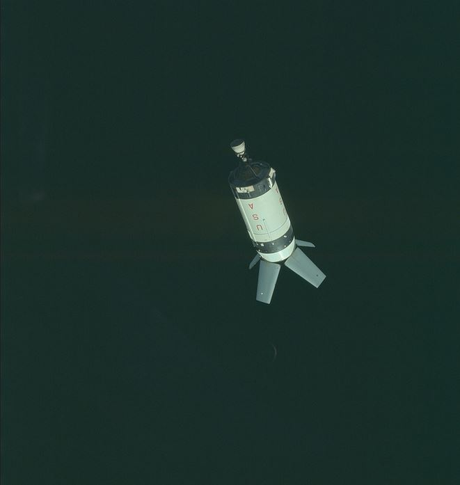 Project Apollo Archive - Apollo 7 photo