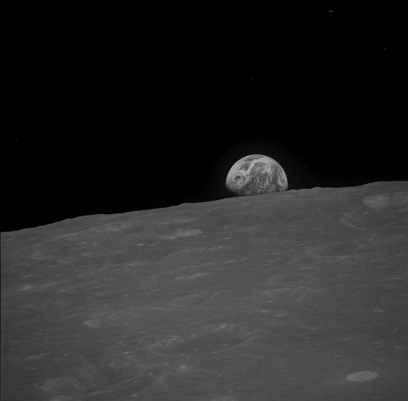 Project Apollo Archive - Apollo 8 - 2