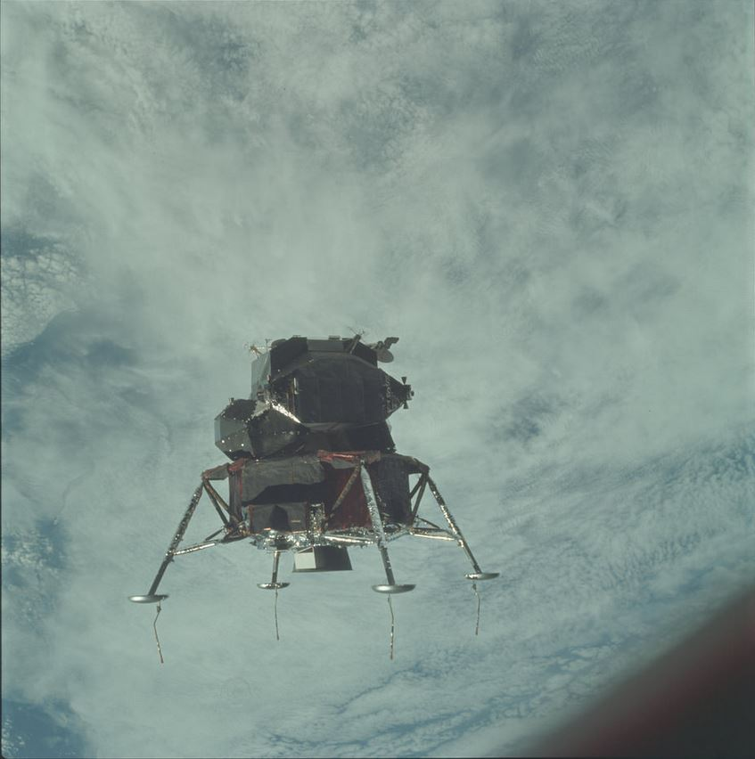 Project Apollo Archive - Apollo 9 - 4
