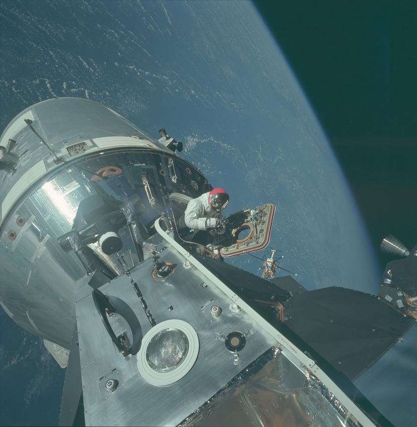 Project Apollo Archive - Apollo 9